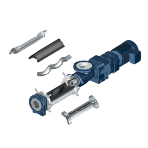 Progressive Cavity Pump DXP Cortech